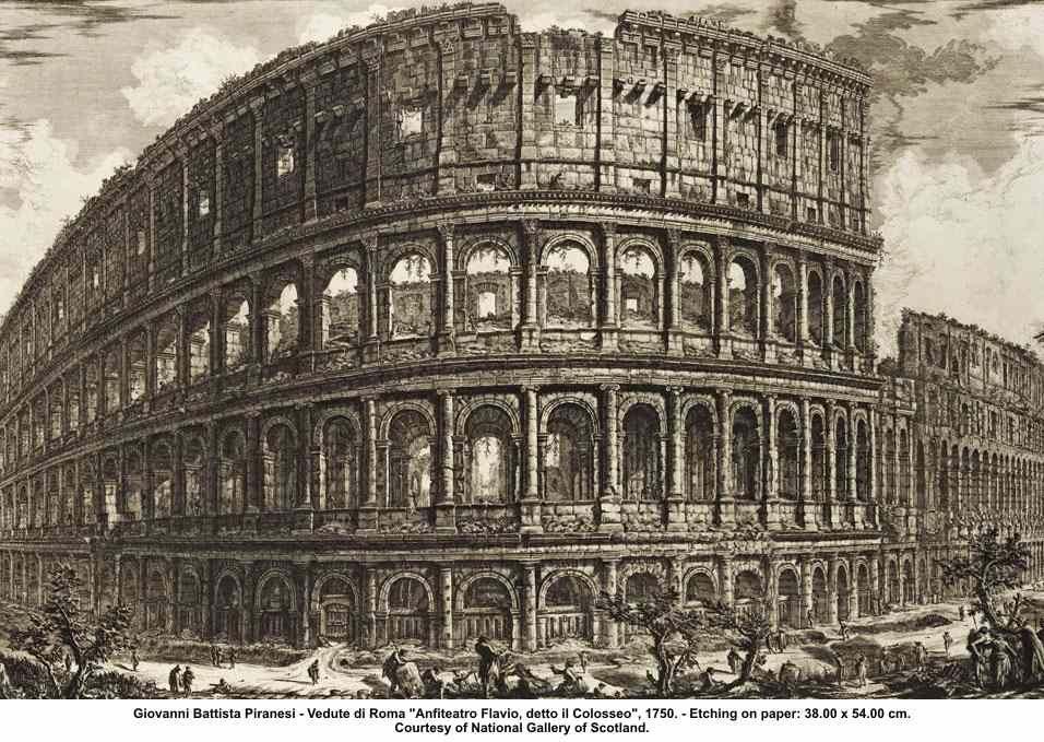 Giovanni-Battista-Piranesi-Colosseo, 1750.