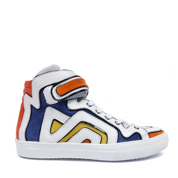Chaussures - High-tops Et Baskets Pierre Hardy XjfOhd