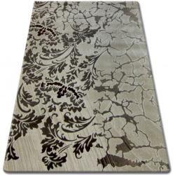 Teppich Acryl Florya 0214 Cream/Caramel 80x150 cm