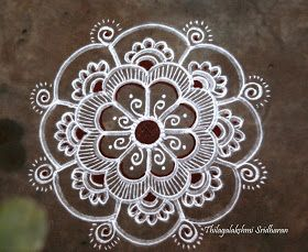 rangoli and art works freehand kolam swarna vasi my fav rangoli