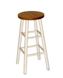 How To Cover A Round Wooden Bar Stool Ehow Wooden Bar Stools Bar Stool Covers Bar Stools