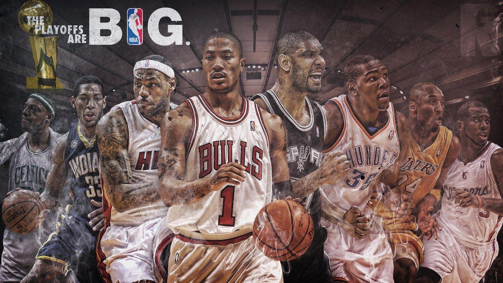 Wallpaper NBA Player Group 1920×1200 NBA Players