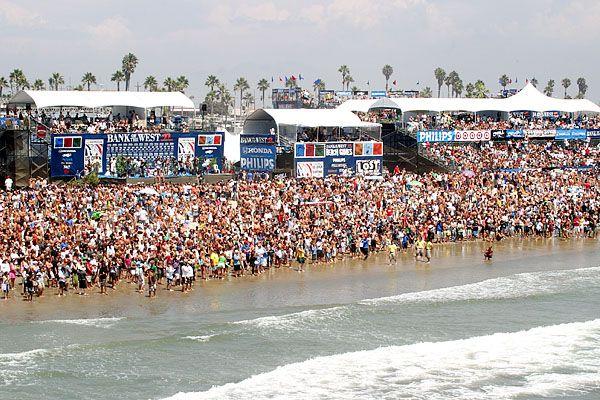 Surf Contests California Nike Us Open Of Surfing Huntington Beach Socale