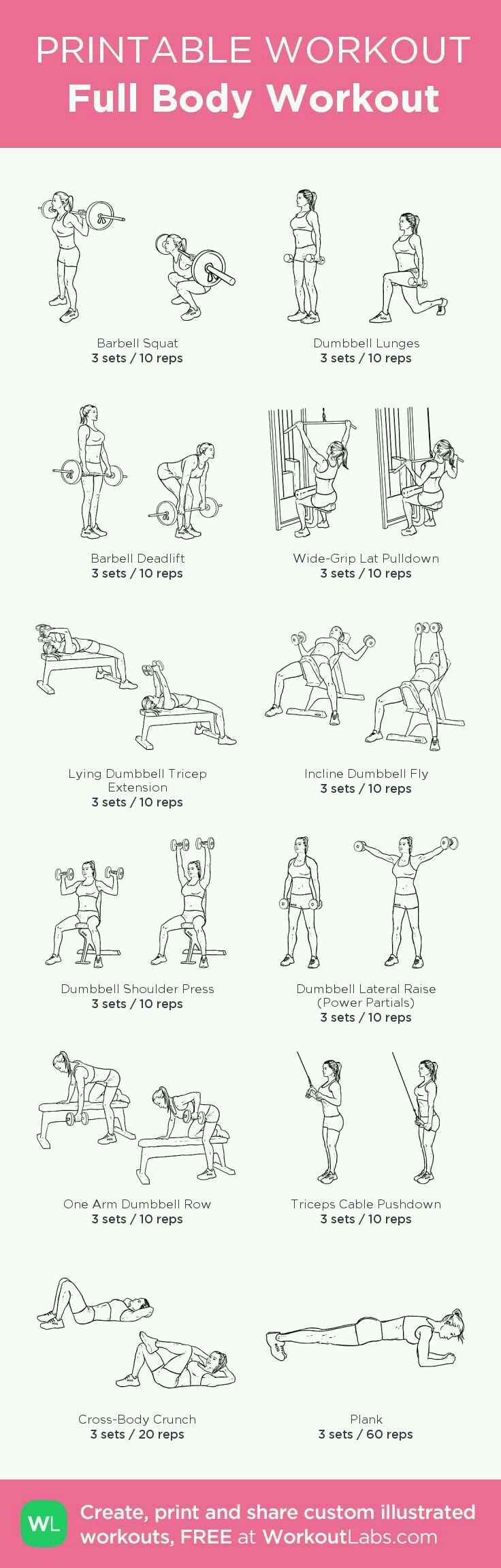 Pin by ana juarez on Exercise | Pinterest | Fitness, Workout