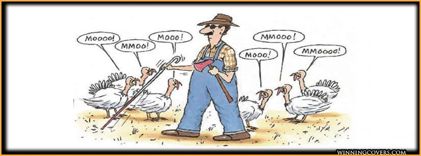 Funny Thanksgiving Pictures for Facebook turkey time