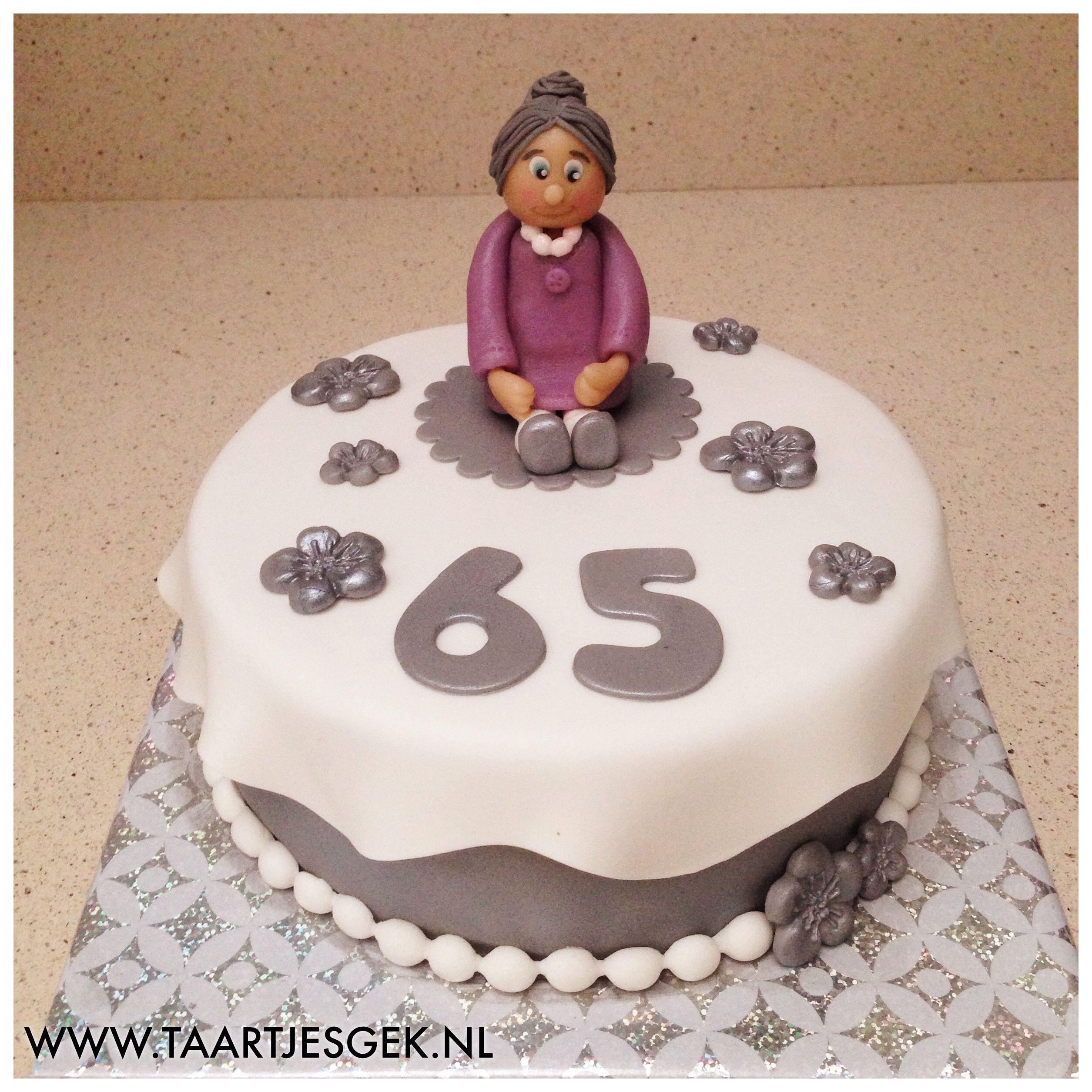 Granny cake my cakes pinterest cake grandma cake for What to buy grandmother for birthday