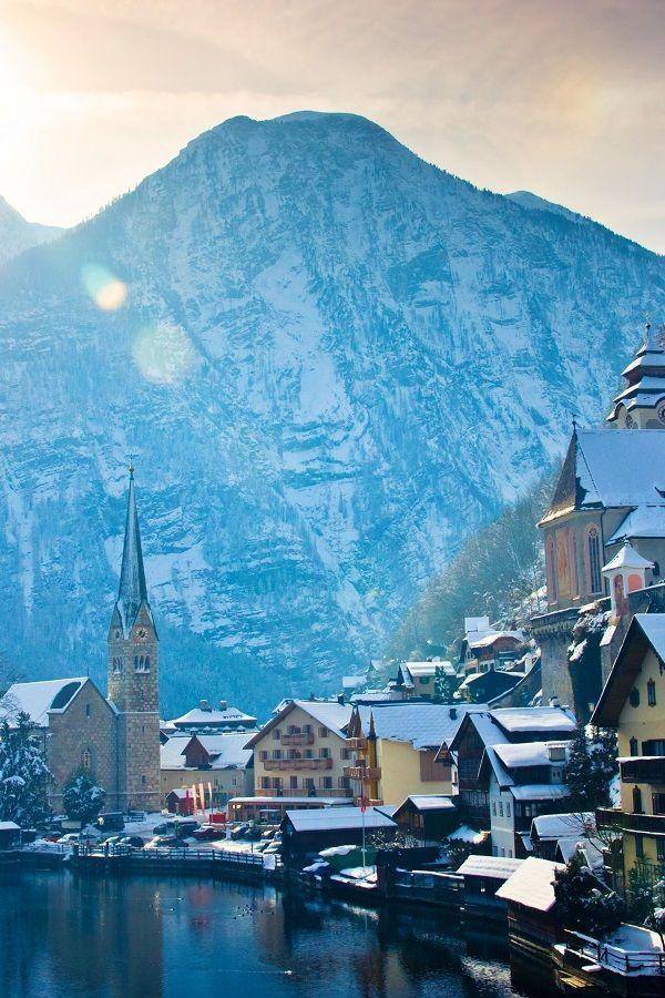 Awakening - Hallstatt, Austria | by: [LaPanteraRosa]