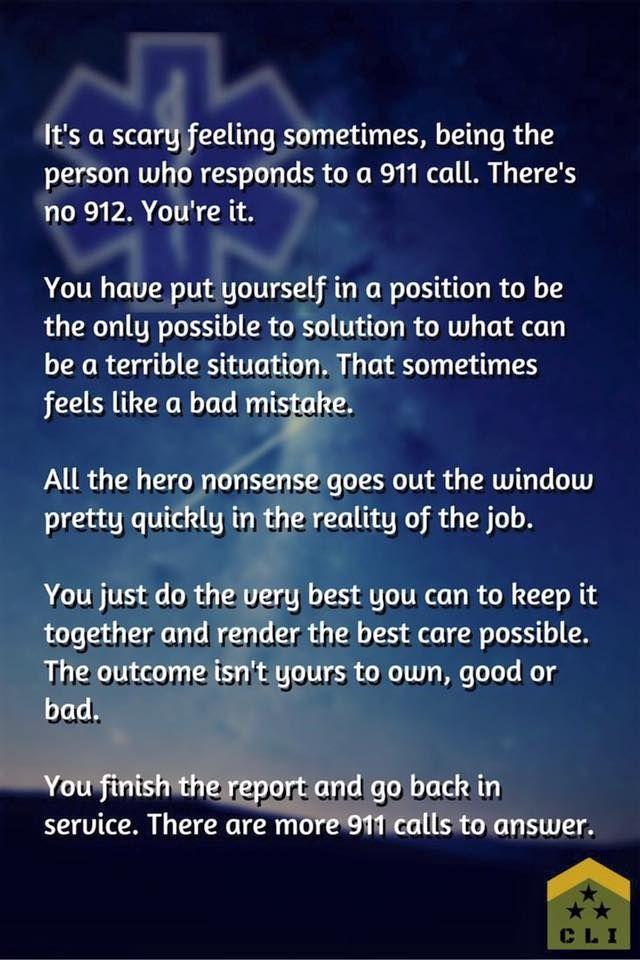 8936ebf144 Very True... | EMS / Fire | Ems week, Firefighter paramedic, Ems quotes