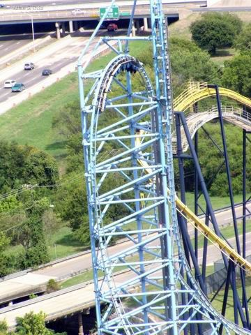 Mr Freeze Photo From Six Flags Over Texas Done That Six Flags Over Texas Six Flags Frozen Photos