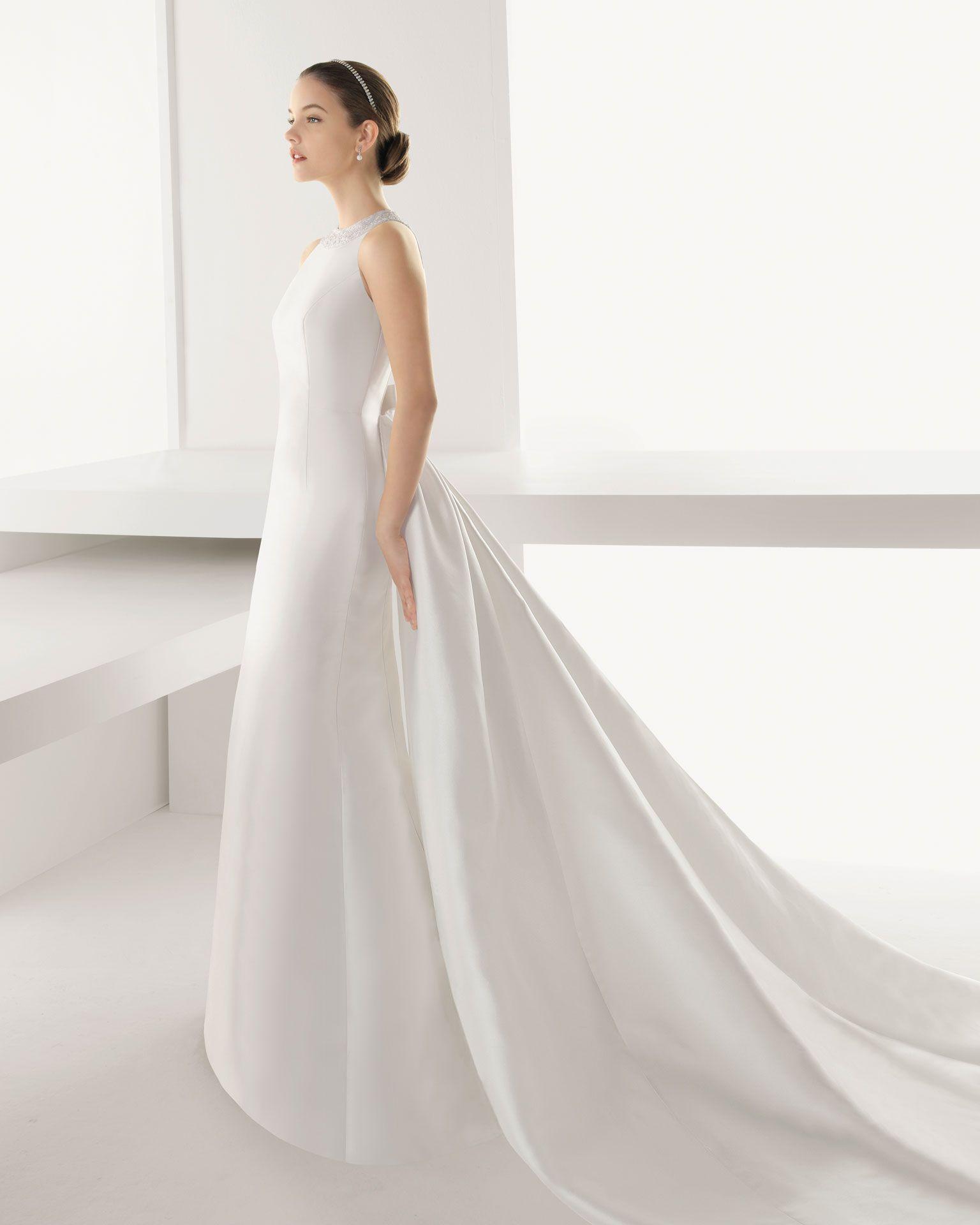 Vestidodenoviarosaclarag pixels wedding