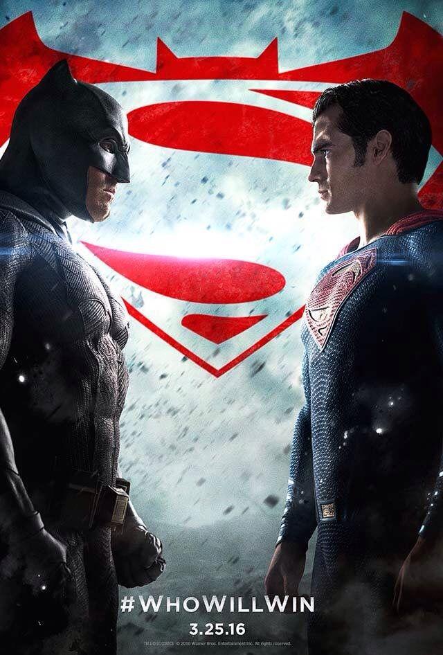 Batman V Superman Iphone Wallpaper Batman V Superman Poster