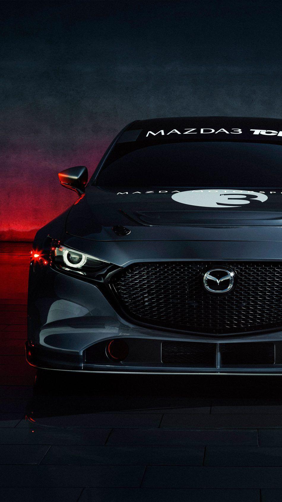Mazda 3 Tcr Race Car 4k Ultra Hd Mobile Wallpaper Mazda 3 Mazda Mazda 3 Hatchback