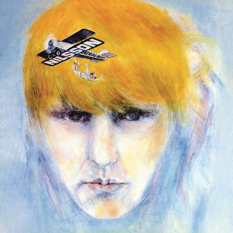 One by Harry Nilsson Aerial Ballet Harry nilsson