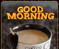 Good Morning Steaming Coffee Gif Pictures, Photos, and Images for Facebook, Tumblr, Pinterest, and Twitter