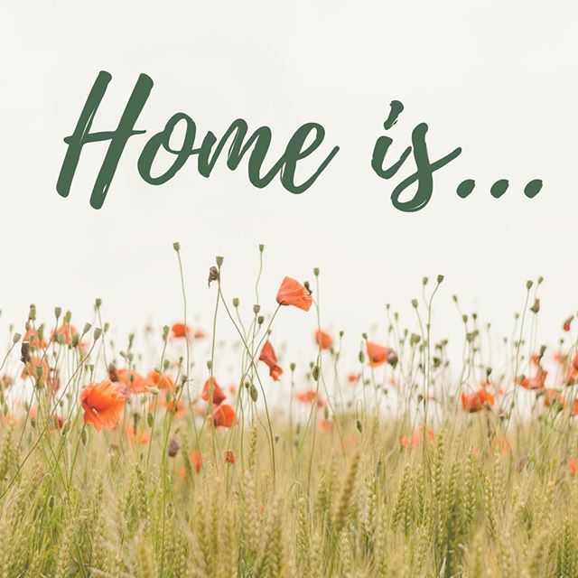 Home is ______. Comment below your definition of home.  . . . #TheMoneyStore #newhome #home #dreamhome #financial #mortgage #loans #lending #money #moneysmart #homeis #house #homegoals #homey