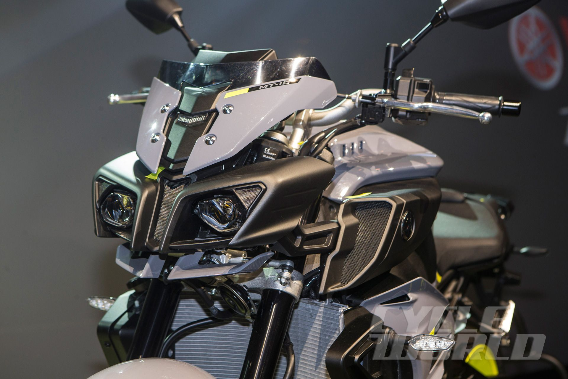 2016 Yamaha MT-03 Naked Motorcycle Review, Specs, Photos