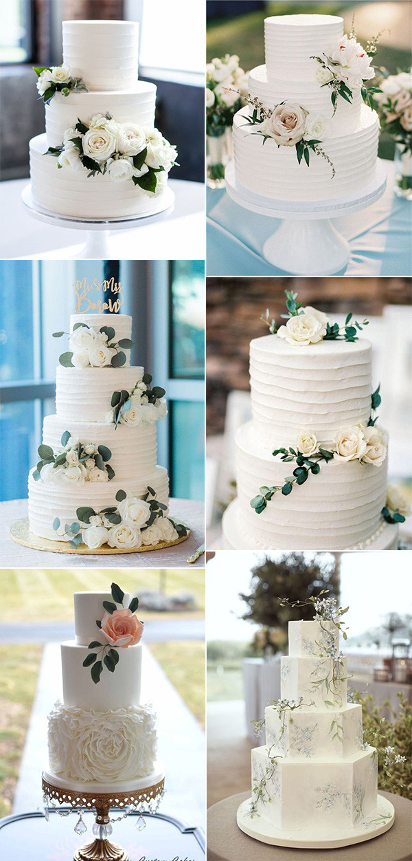 20 Fabulous Spring Wedding Cakes for 2020 Oh Best Day