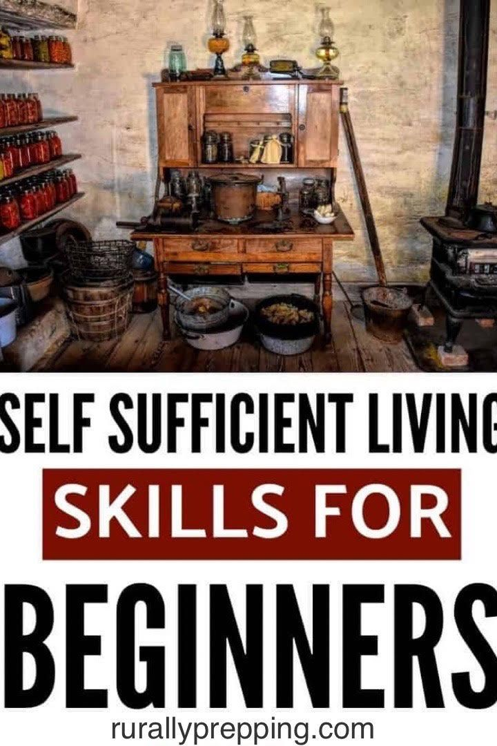 Self Sufficient Living Tips in 2020 Self sufficient
