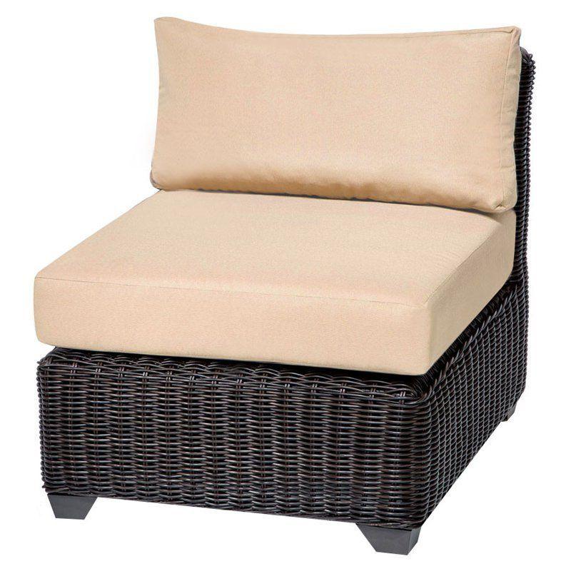 Astounding Tk Classics Venice Outdoor Middle Chair With 2 Sets Of Creativecarmelina Interior Chair Design Creativecarmelinacom