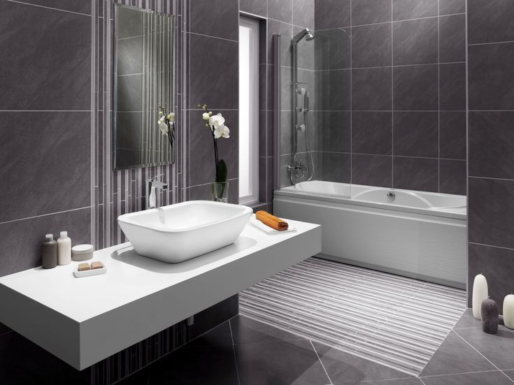Modern 10 Wall Mounted Bathroom Counters