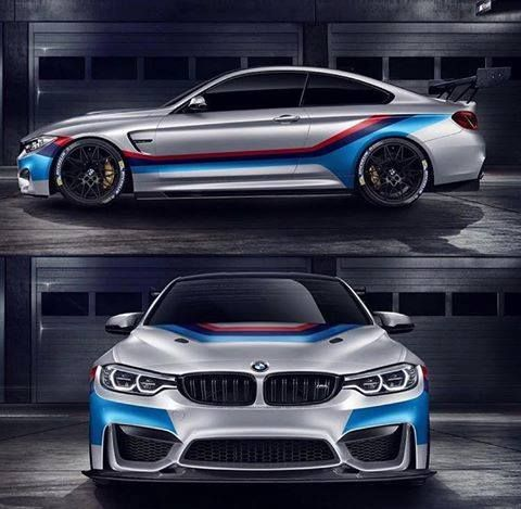 BMW M4 GT4 - http://ift.tt/1HQJd81