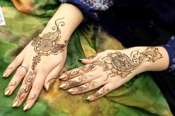 Modern Arabic Mehndi Designs 2014 : Beautiful latest henna arabic designs hd images. indian mehndi