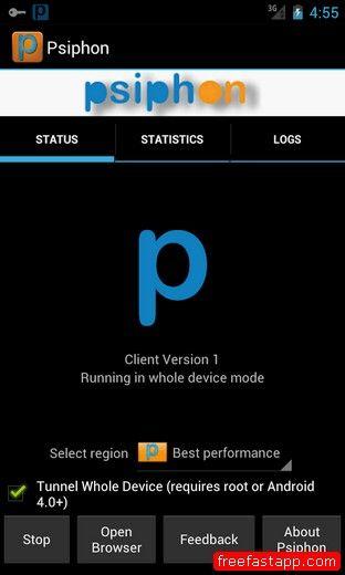 تحميل تطبيق متصفح سايفون Psiphon لفتح المواقع المحجوبة برابط مباشر Android Android Phone Android Apps