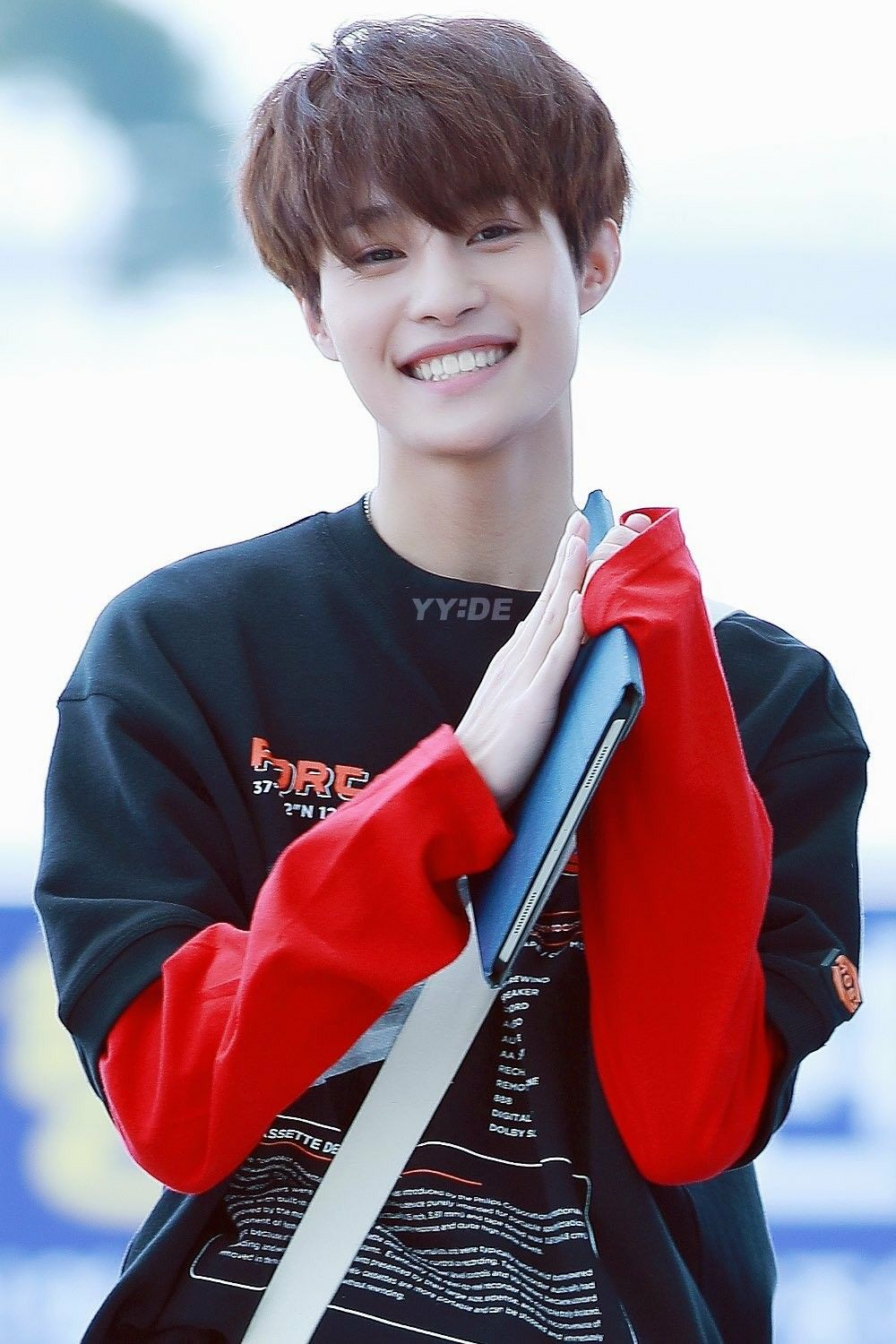 His Smile Lights Up Everything Dark Yangyang Wayv Nct Nct 127