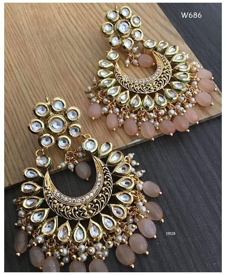fashion jewelry earrings indian