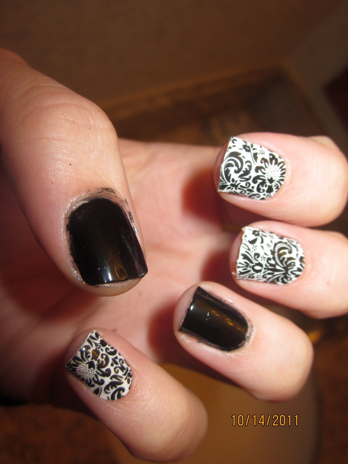 exotic nails | The Exotic Lacquer: Jamberry Nails Review and a ...