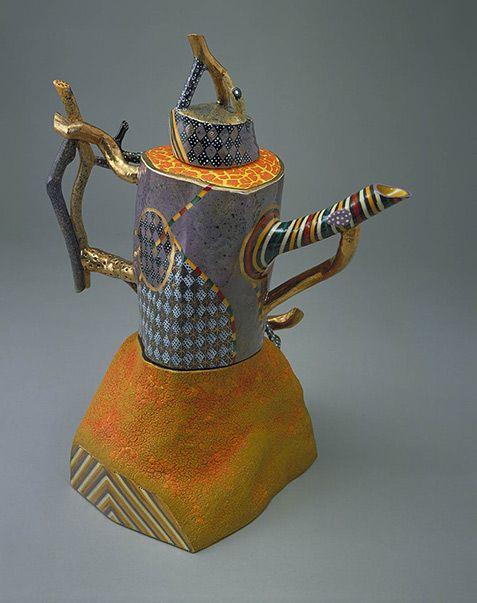 Ralph Bacerra teapot whimsy
