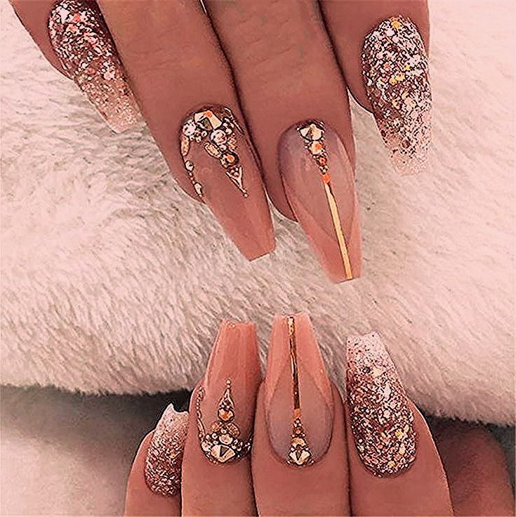 Photo of 35+ 2019 Hot Fashion Coffin Nail Trend Ideas – Hazir-WP