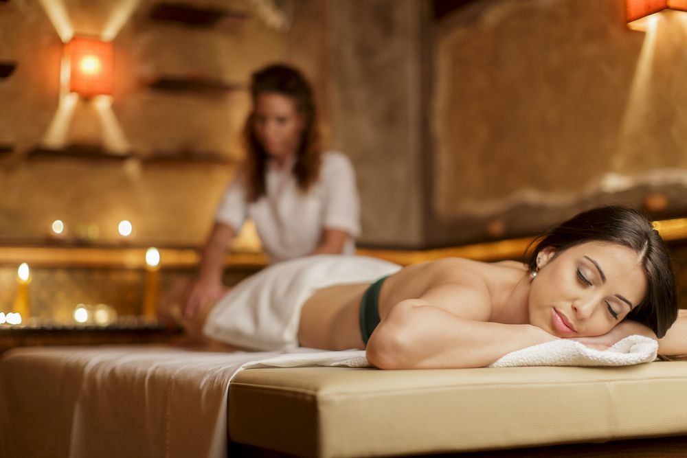 Nuru massage spa in dubai