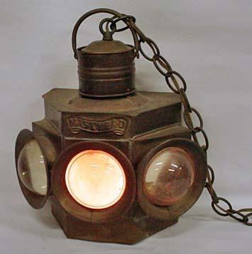 Antique Ship S Lantern
