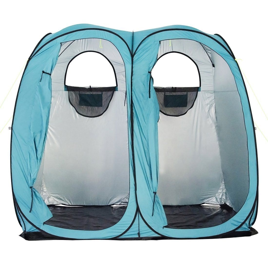 Portable Double Changing Room Shower tent, Camping