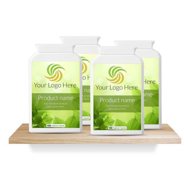 PRIVATE LABEL VITAMINS: Private label vitamins, health foods