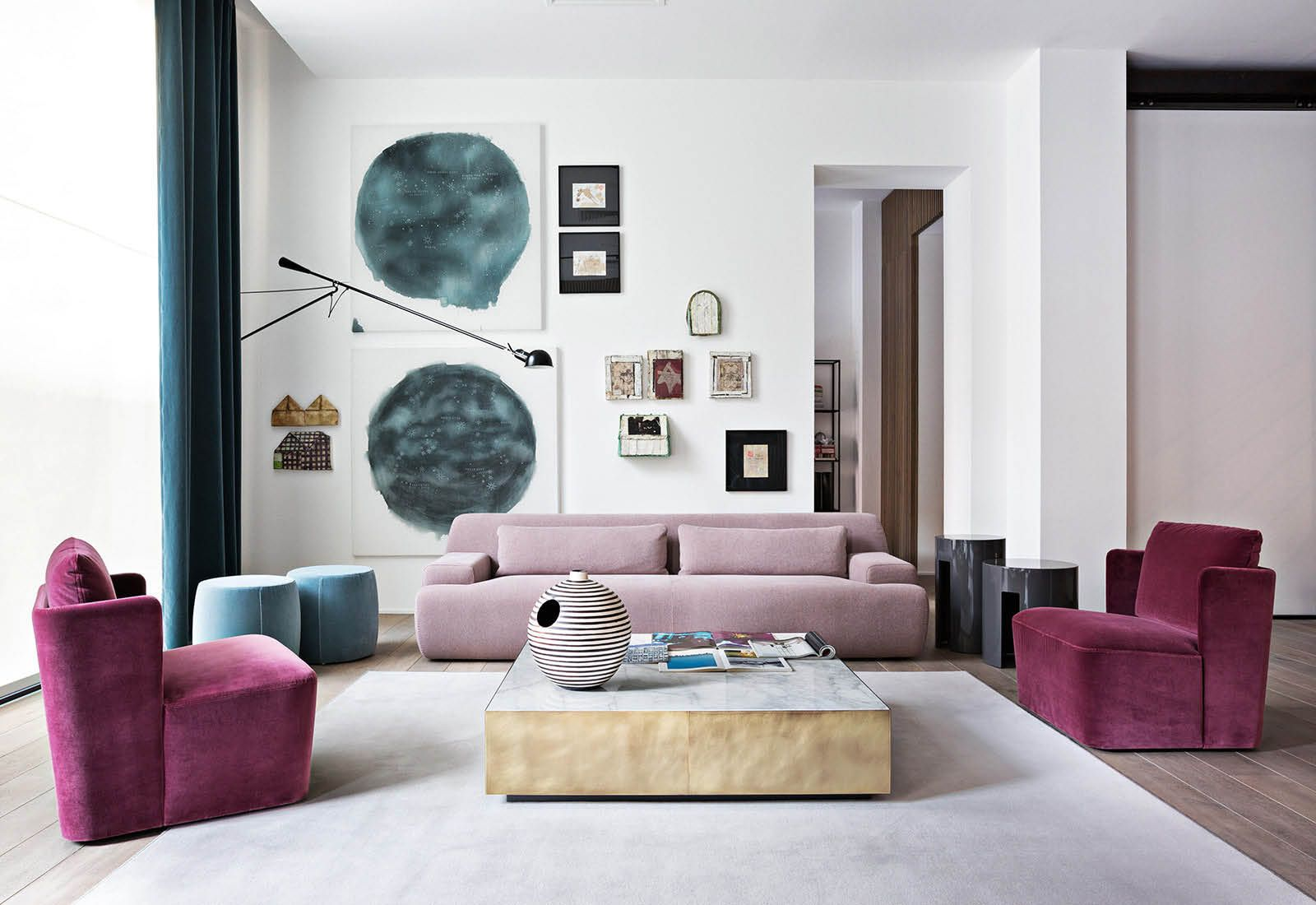 Neue wohnzimmer innenarchitektur meridiani living interiorsinteriordesign  color inspiration