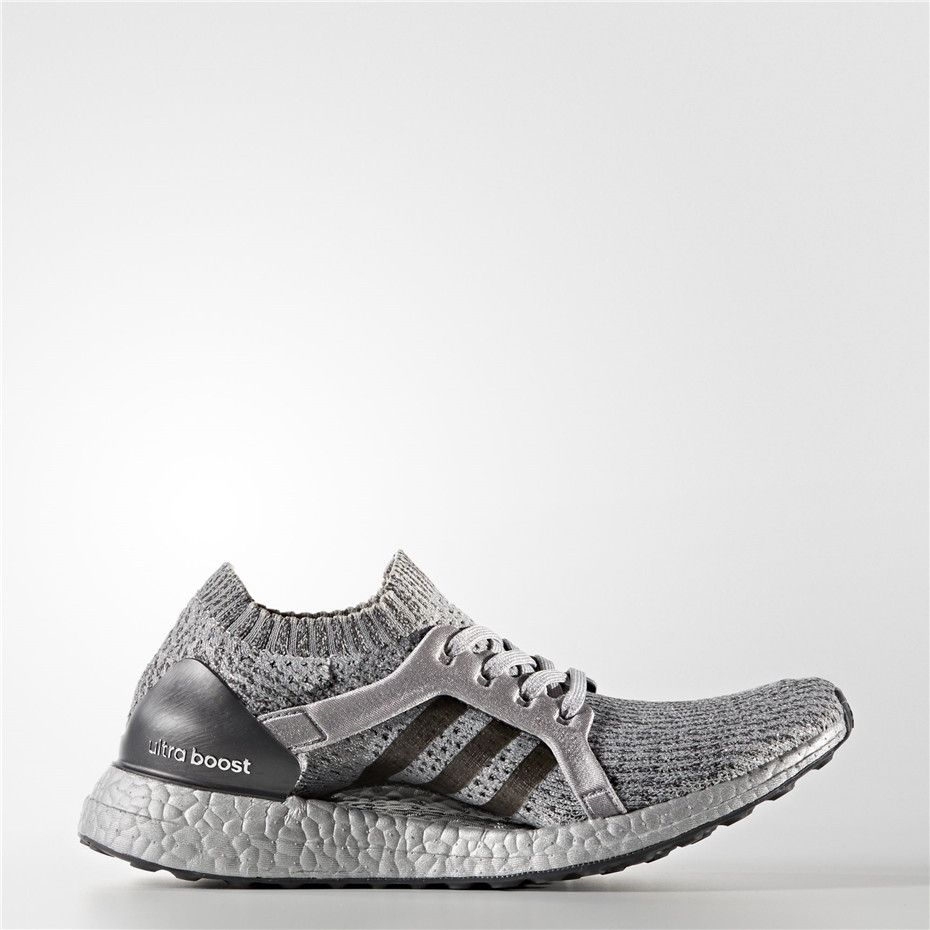 official photos 7b4a9 87a86 Adidas UltraBOOST X LTD Shoes (Mid Grey   Solid Grey   Silver Metallic)