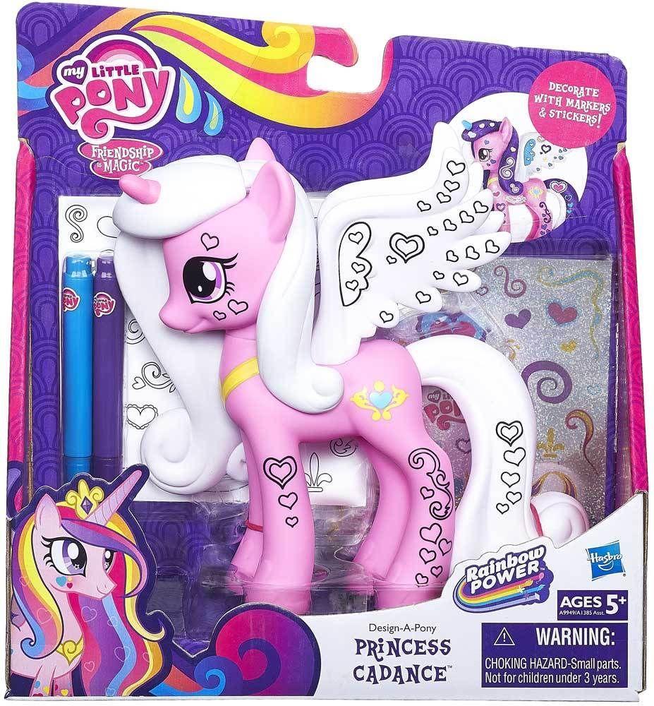 My Little Pony Crystal Design-A-Pony Girls Princess Cadence #Hasbro #princesscadence