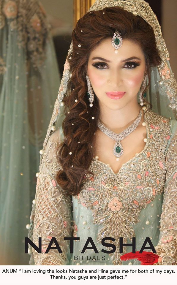 Pakistani bridal hairstyles for a perfect look 12 bridal pakistani bridal hairstyles for a perfect look 12 junglespirit Gallery