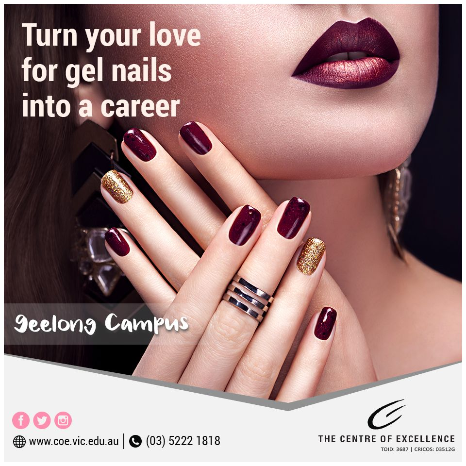 Our Gel Nail course is designed to provide students with