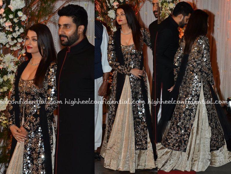 Aishwarya Rai Manish Malhotra Bipasha Wedding Reception 11 Party Wear DressesAnarkali
