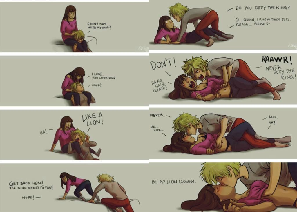 Play fighting | Him & Her هو و هي | Pinterest