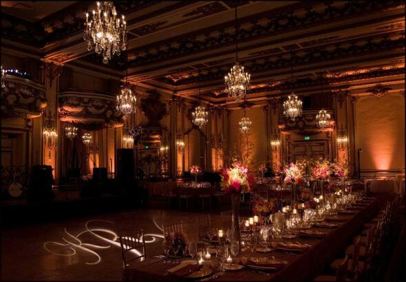 Soft Gold Or Amber Uplighting With Lots Of Candles Uplighting Wedding Wedding Dj Setup Letterpress Wedding