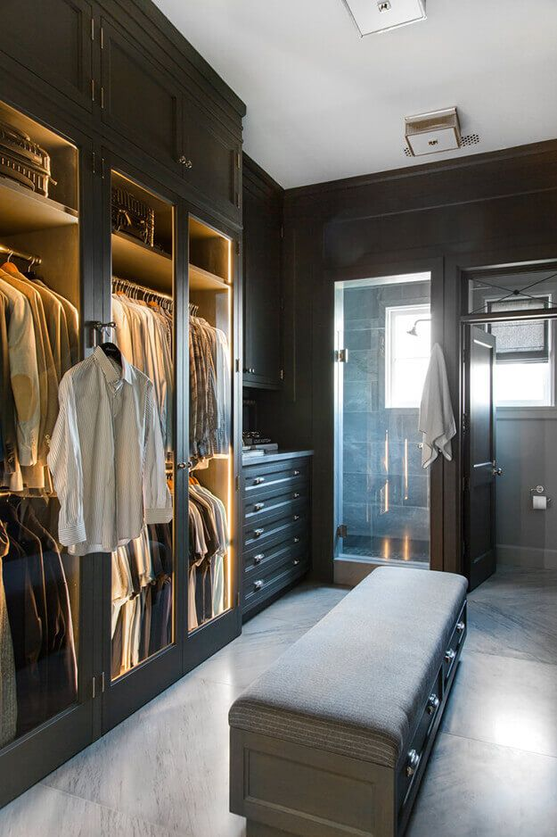 Kim's Favourite Closets/dressing Rooms 2018