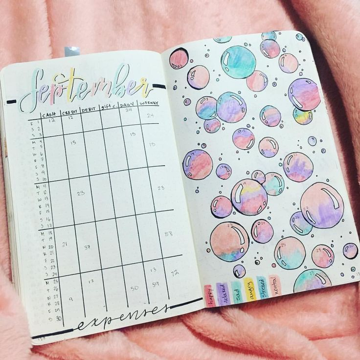 Mood Calendar Bullet Journal : Mood tracker bullet journal tips and ideas pinterest