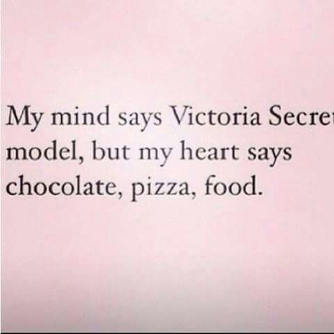 Because i love food too much
