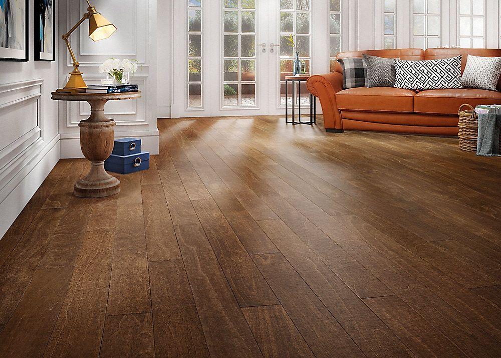 3 8 X 5 Sepia Spanish Hickory Mayflower Engineered Lumber Liquidators Hardwood Flooring Engineered Wood Floors