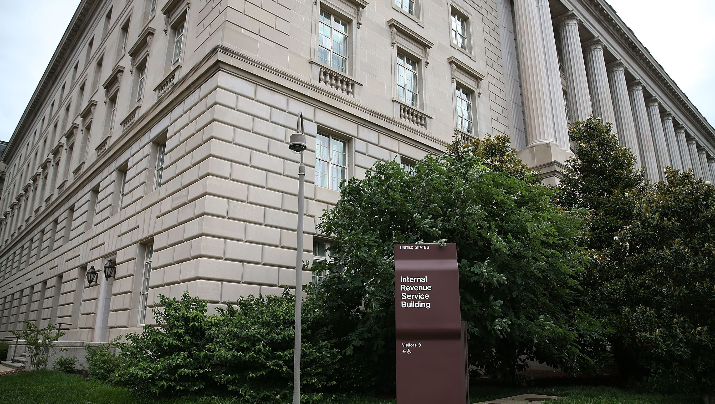 Now, the Internal Revenue Service says Social Security