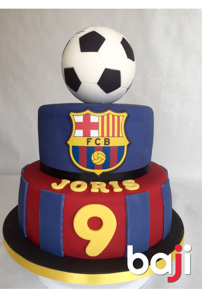 Football Cake in 2020 Cool birthday cakes, Cake